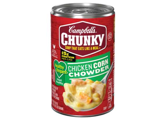Campbell's Chunky Chicken Corn Chowder Soup