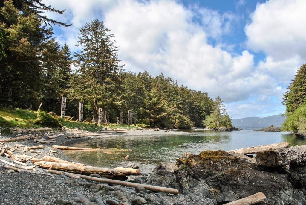 Gwaii Haanas National Park Reserve, British Columbia